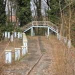 Beliebtes Motiv: Die Brücke